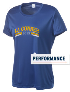 Sacred Heart Parish La Conner Women's Competitor Performance T-Shirt