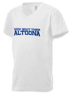 Saint Therese of the Child Jesus Altoona Kid's V-Neck Jersey T-Shirt