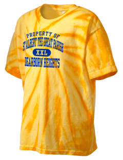 St Albert The Great Parish Dearborn Heights Kid's Tie-Dye T-Shirt