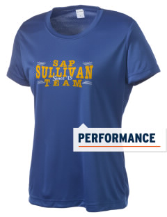 St Anthony Parish Sullivan Women's Competitor Performance T-Shirt