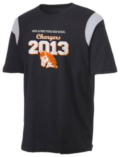 Amos Alonzo Stagg High School Chargers Holloway Men's Rush T-Shirt