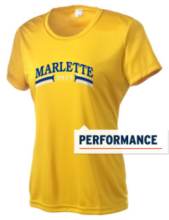 St Elizabeth Parish Marlette Women's Competitor Performance T-Shirt