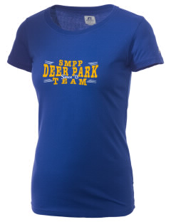 St Mary's Presentatin Parish Deer Park  Russell Women's Campus T-Shirt