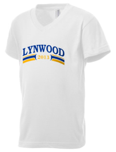 St Phillip Neri Parish Lynwood Kid's V-Neck Jersey T-Shirt