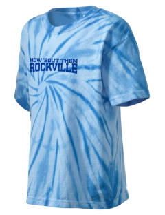 St. Raphael Catholic Church Rockville Kid's Tie-Dye T-Shirt