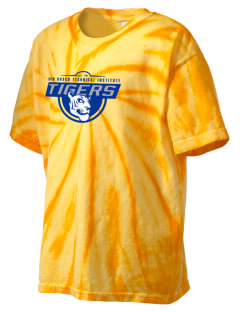 Don Bosco Technical Institute Tigers Kid's Tie-Dye T-Shirt