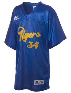 Don Bosco Technical Institute Tigers Russell Kid's Replica Football Jersey