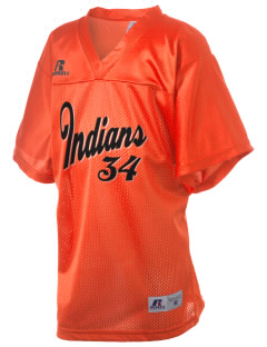 Minooka Community High School Indians Russell Kid's Replica Football Jersey