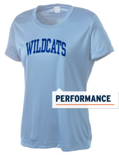 State University of New York Utica Wildcats Women's Competitor Performance T-Shirt