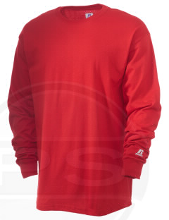 Schneider Elementary School Indians  Russell Men's Long Sleeve T-Shirt