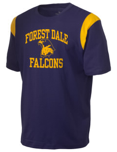Forest Dale Elementary School Falcons Holloway Men's Rush T-Shirt