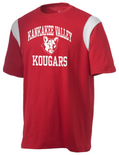 Kankakee Valley High School Kougars Holloway Men's Rush T-Shirt