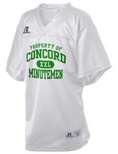 Concord High School Minutemen Russell Kid's Replica Football Jersey