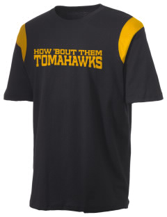 Battle Ground Middle School Tomahawks Holloway Men's Rush T-Shirt