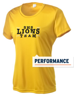 Salem High School Lions Women's Competitor Performance T-Shirt