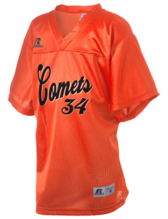 Lincoln Elementary School Comets Russell Kid's Replica Football Jersey