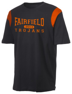 Fairfield Senior High School Trojans Holloway Men's Rush T-Shirt