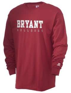 Bryant Elementary School Bulldogs  Russell Men's Long Sleeve T-Shirt
