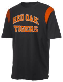 Red Oak Middle School Tigers Holloway Men's Rush T-Shirt