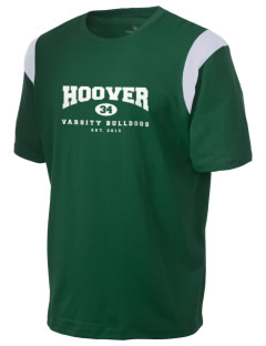 Hoover Elementary School Bulldogs Holloway Men's Rush T-Shirt