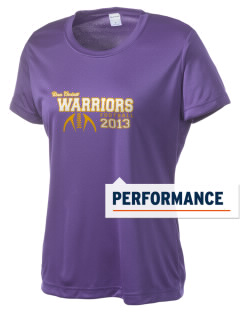 Don Oviatt Elementary School Warriors Women's Competitor Performance T-Shirt