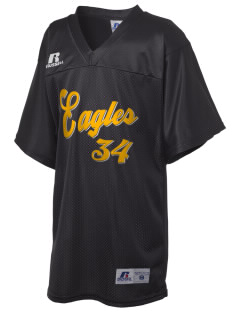 Oak Park Elementary School Eagles Russell Kid's Replica Football Jersey