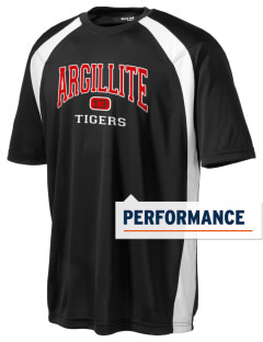 Argillite Elementary School Tigers Men's Dry Zone Colorblock T-Shirt