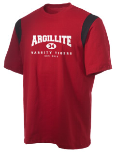 Argillite Elementary School Tigers Holloway Men's Rush T-Shirt