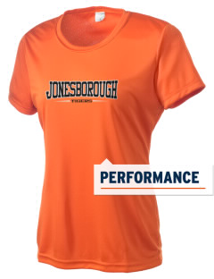 Jonesborough Elementary School Tigers Women's Competitor Performance T-Shirt