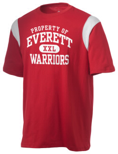 Everett Senior High School Warriors Holloway Men's Rush T-Shirt