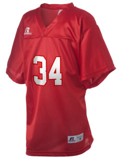 Tilden Elementary School Hawks Russell Kid's Replica Football Jersey