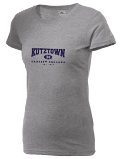 Kutztown Area High School Cougars  Russell Women's Campus T-Shirt