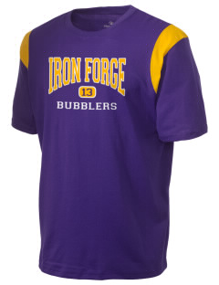 Iron Forge Education Center Bubblers Holloway Men's Rush T-Shirt