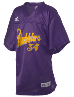 Iron Forge Education Center Bubblers Russell Kid's Replica Football Jersey