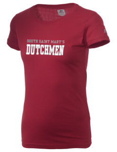 South Saint Marys Elementary School Dutchmen  Russell Women's Campus T-Shirt