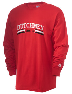 North Annville Elementary School Dutchmen  Russell Men's Long Sleeve T-Shirt