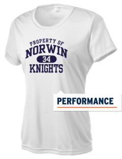 Norwin High School Knights Women's Competitor Performance T-Shirt