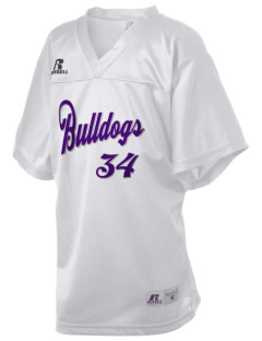 Chetek High School Bulldogs Russell Kid's Replica Football Jersey