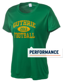 Guthrie School Jaguars Women's Competitor Performance T-Shirt
