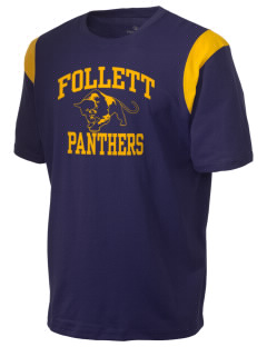 Follett School Panthers Holloway Men's Rush T-Shirt