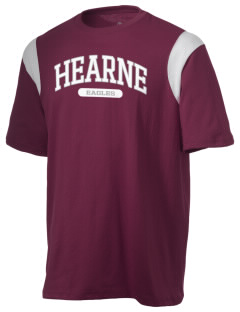 Hearne High School Eagles Holloway Men's Rush T-Shirt
