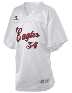 Hearne High School Eagles Russell Kid's Replica Football Jersey