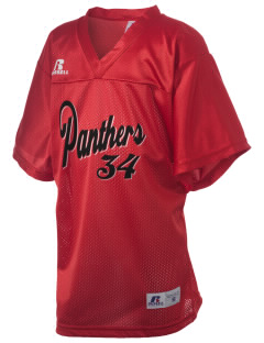 Patti Welder Middle School Panthers Russell Kid's Replica Football Jersey