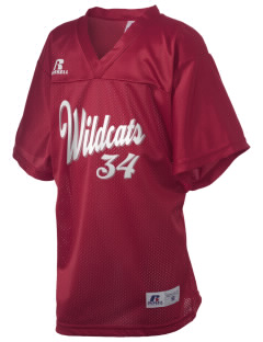 Richfield High School Wildcats Russell Kid's Replica Football Jersey