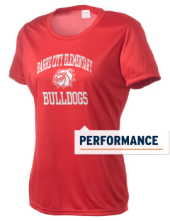 Barre City Elementary Middle School Bulldogs Women's Competitor Performance T-Shirt