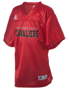 Jefferson Forest High School Cavaliers Russell Kid's Replica Football Jersey