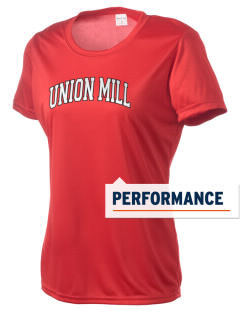 Union Mill Elementary School Bears Women's Competitor Performance T-Shirt
