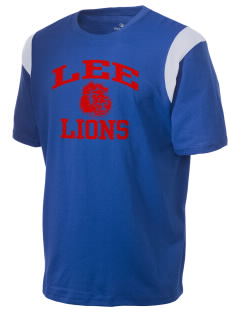 Lee Elementary School Lions Holloway Men's Rush T-Shirt
