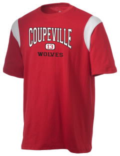 Coupeville High School Wolves Holloway Men's Rush T-Shirt