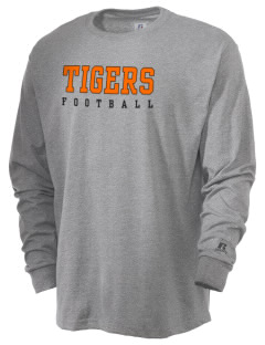 Mount View Elementary School Tigers  Russell Men's Long Sleeve T-Shirt